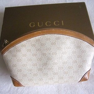 Gucci Vintage Accessories Pouch