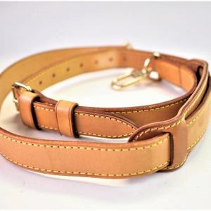 Louis Vuitton Adjustable Leather Shoulder Strap for Keepall