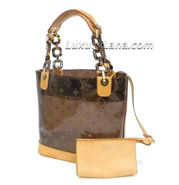 64f045fd52f5 Louis Vuitton Monogram Cabas Ambre PM Tote Bag - Luxurylana ...
