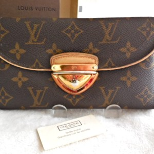 Louis Vuitton Monogram Eugenie Wallet