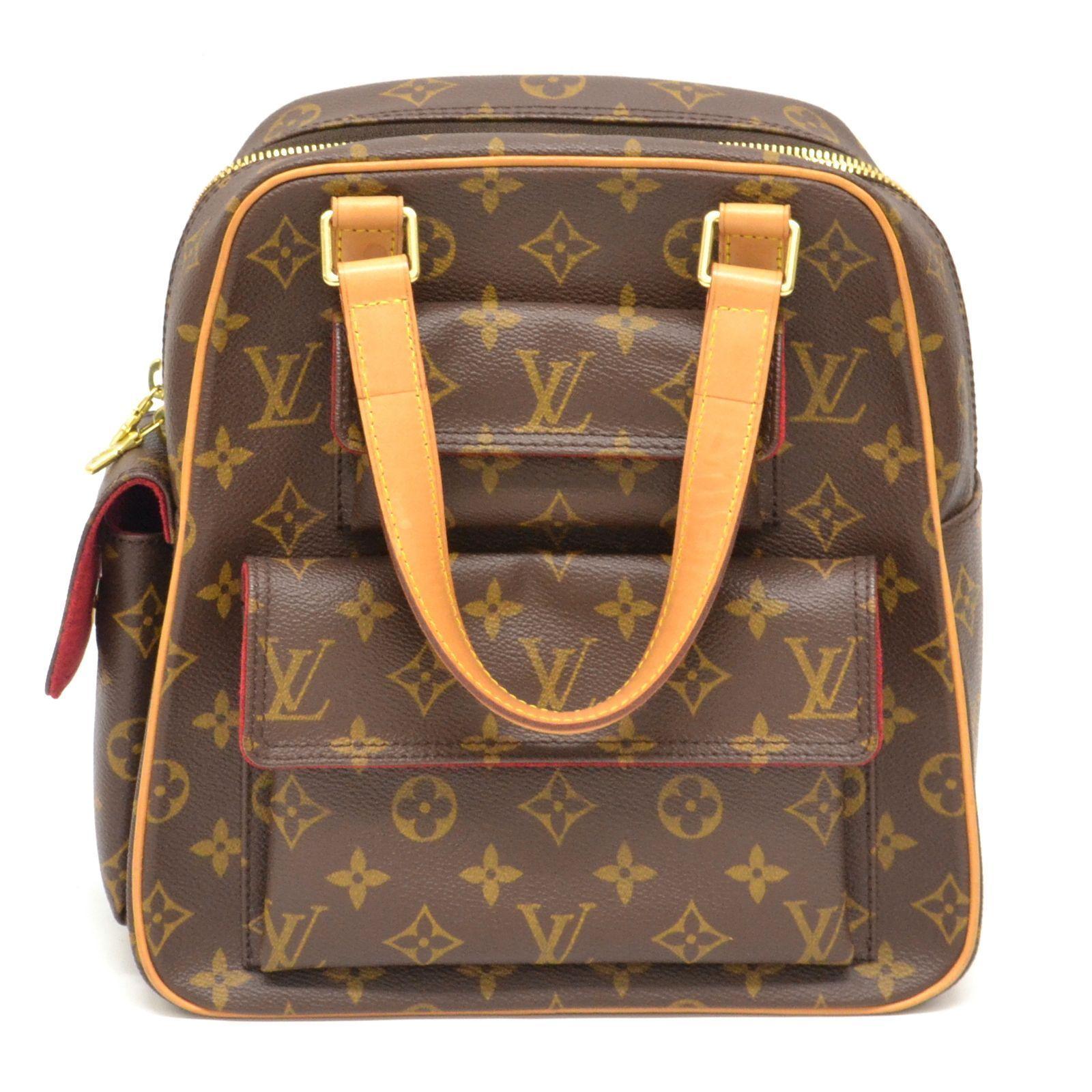 60b88469c Louis Vuitton Monogram Excentri Cite Handbag - Luxurylana Boutique