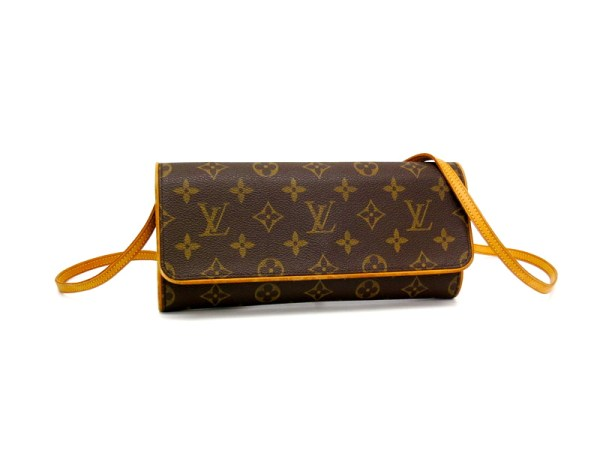 Louis Vuitton Pochette Twin GM Clutch
