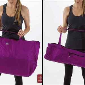 Lululemon 3-Way Convertible Duffle Bag