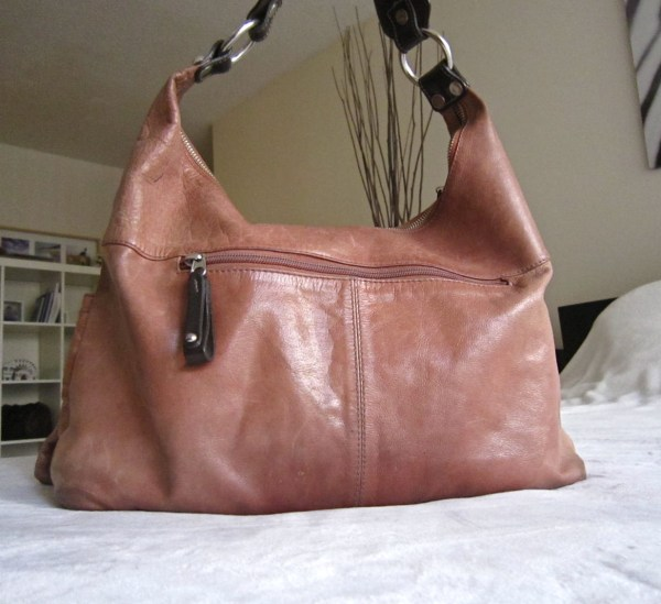 Tano Leather Hobo Bag-1