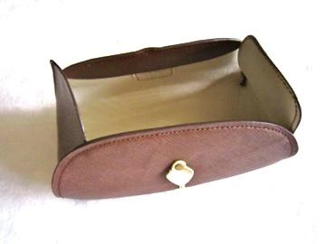 Trussardi Leather Clutch-3