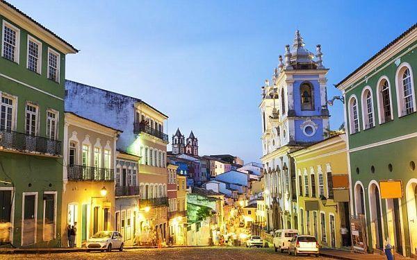 Salvador de Bahia Brazil tour