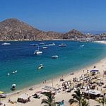 cabo swimming beach