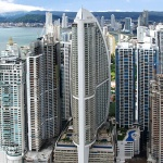 Panama City Luxury tower
