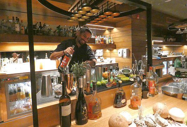W Costa Rica bartender