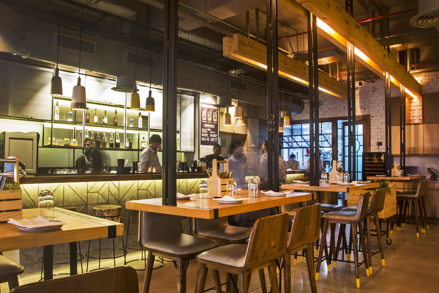 The Best Restaurants And Bars Of Mumbai 2016
