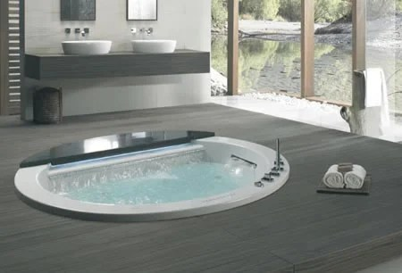 The KSCH Overflow Series For A Unique Bathing Experience