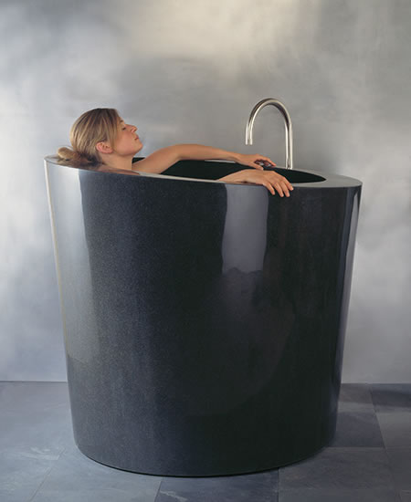 Tall Soaking Tub