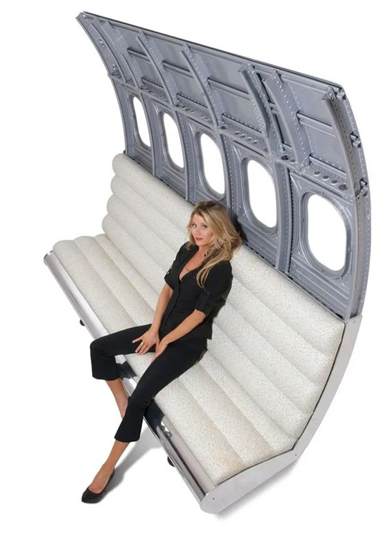 Motoart Aircraft Fuselage Bench Is Customized To Ensure