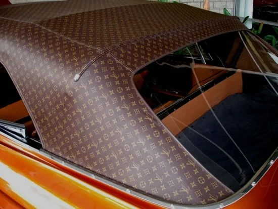 louis vuitton interior car. Black Bedroom Furniture Sets. Home Design Ideas