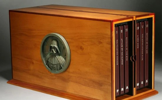 Star Wars Frame Is A Luxe Collectible Handpicked By