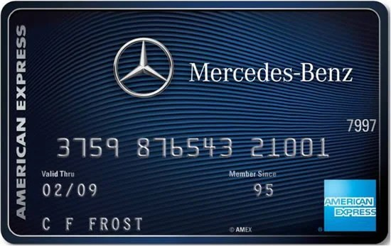 Mercedes Benz And American Express Team Up To Offer Their Co Brand Credit Cards