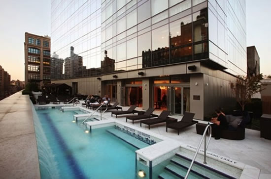 New York Is All Set To Get A Plush Landmark For Itself Trump Soho Has Opened The Doors Of Its Venture Called Bar D Eau