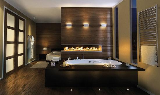 Luxury Master Bathroom Idea By Pearl: Drop-in Bathtub And