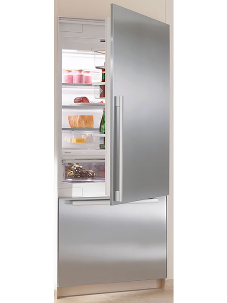 The Independence Series By Luxury Miele Refrigerators
