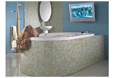 Neptunes Neptuner Bathtub Turns Itself Into A Giant Speaker