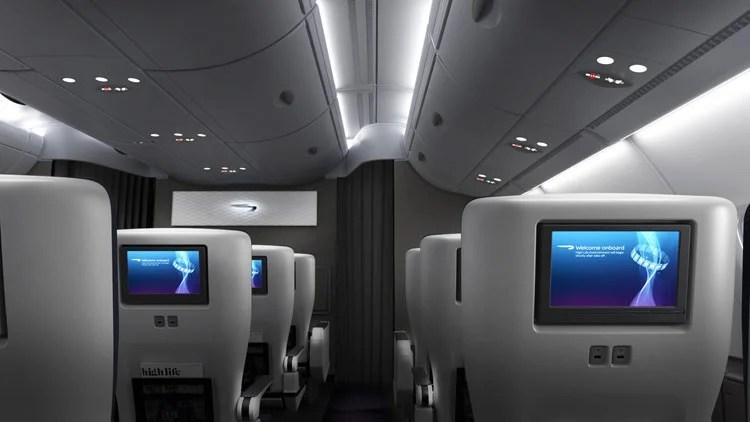 Peek Inside British Airways First A380 The World S