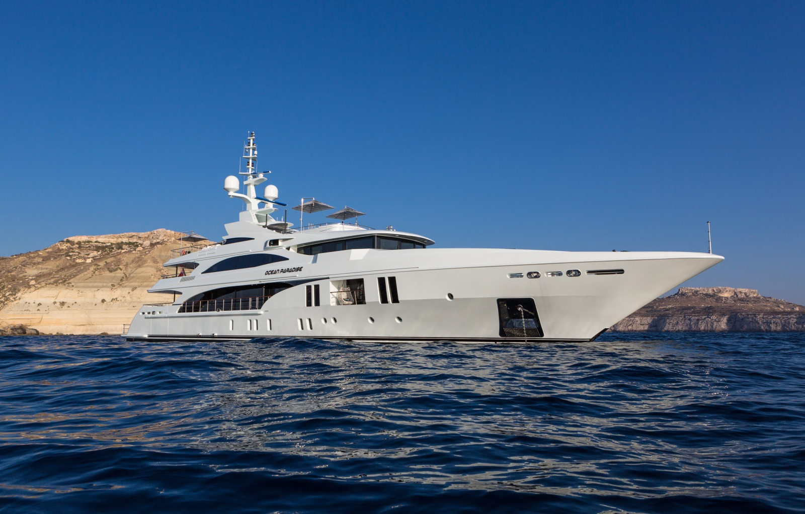 Take A Look Inside The Largest Boat At The Cannes Yachting Festival