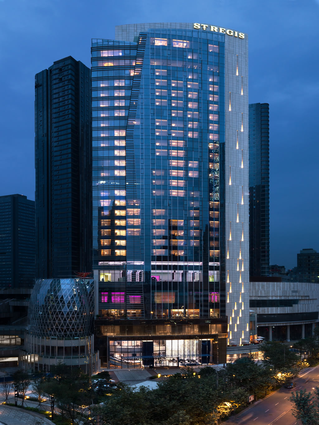 The Highly Anticipated St Regis Chengdu Is Finally Open