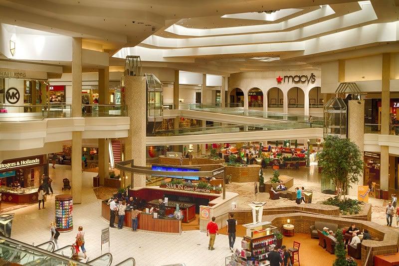 Resultado de imagem para mall em usa
