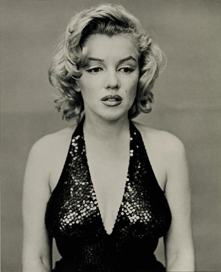 Marilyn-Monroe-by-Richard-Avedon