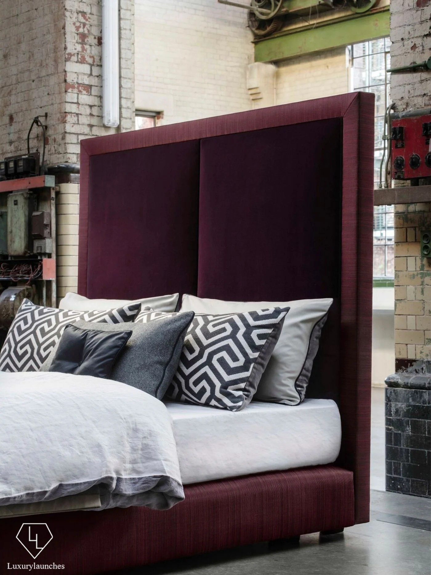 Savoir, the Rolls Royce of beds has launched two new ... on Minimalist:btlhhlwsf8I= Bedroom Design  id=92565