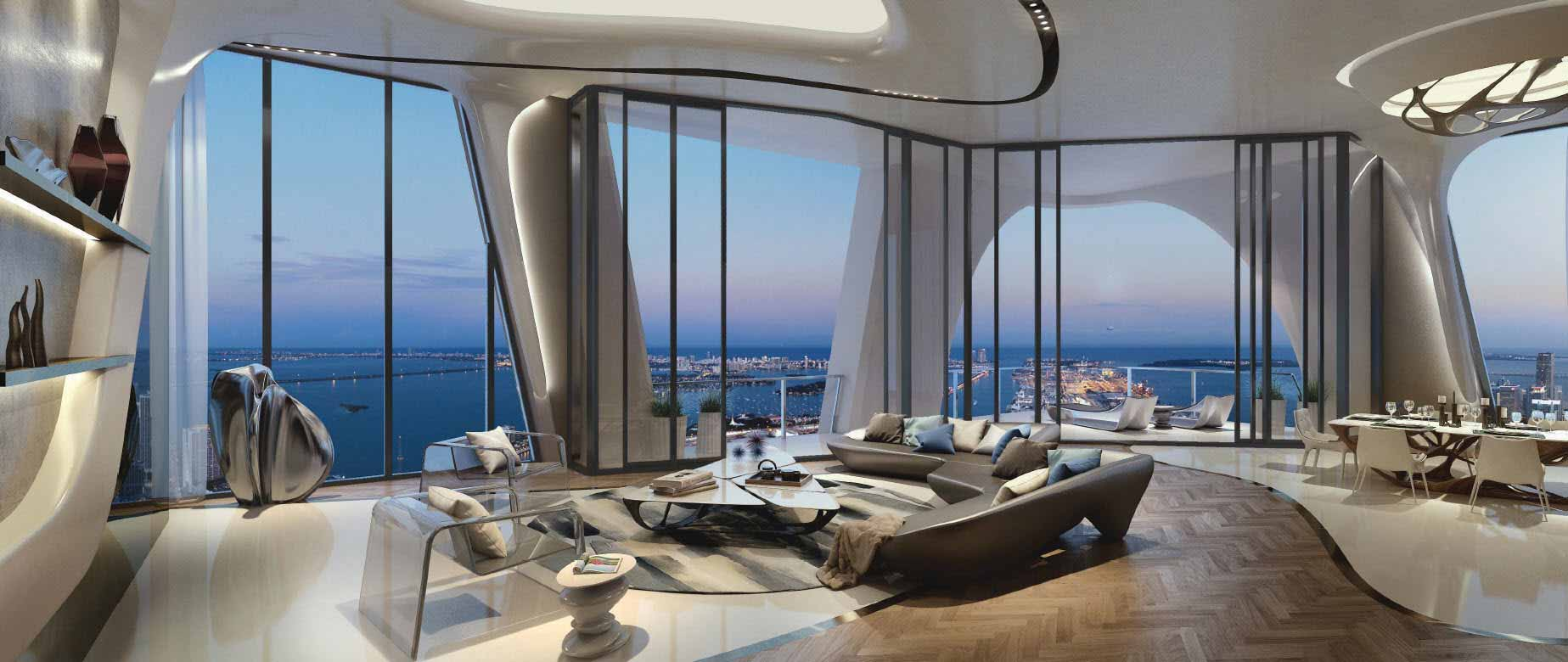 Top 11 Penthouses From Across The World That Will Keep You Daydreaming