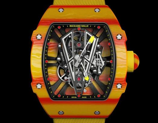Richard Mille's new $725,000 Rafael Nadal watch pushes the ...