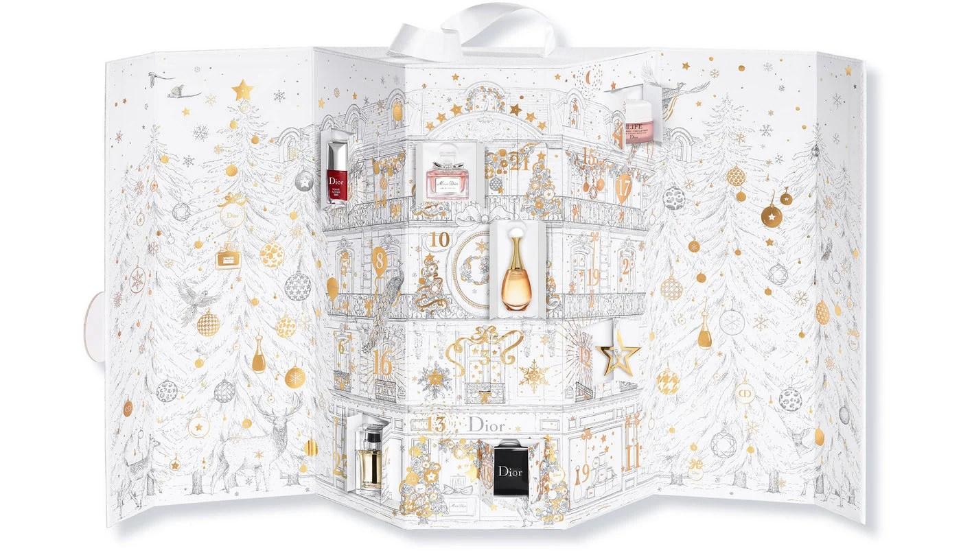 Dior Reveals Their 2017 Advent Calendar