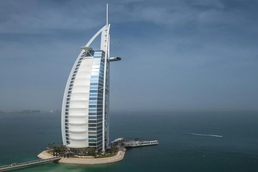 Review Burj Al Arab Dubai
