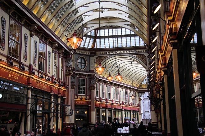 leadenhall-market-The London Sock Co.
