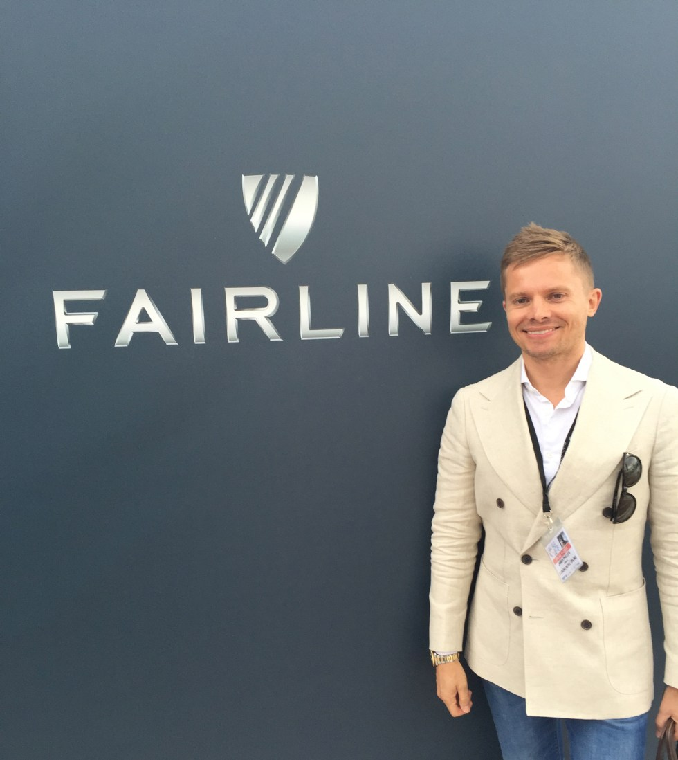 Fairline Yachts Targa 53GT – The World Premiere – And We Were There!