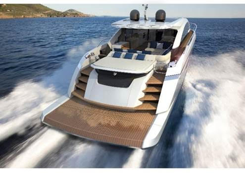 First Images Of The New Fairline Targa 63 GTO