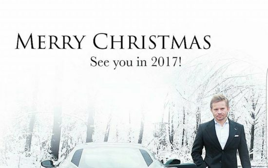 Merry Christmas From Luxury News Online!
