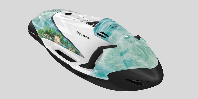 The Ultimate Gadget For Fun On The Open Water: Princess Yachts And Cayago Collaborate To Create Exclusive Limited Edition Seabob