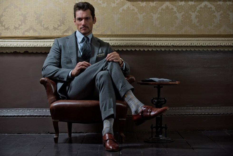 David Gandy for London Sock Co(1)