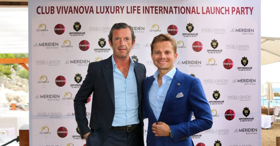 Entrepreneurs Join Forces In Monte-Carlo
