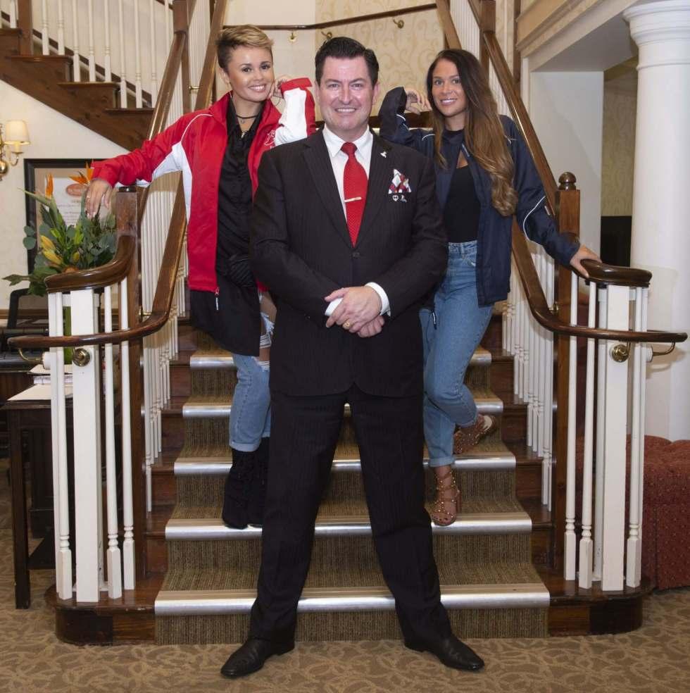 Love Island Stars Join Ballroom Giant Gary Edwards In Support Of World Alzheimer's Day