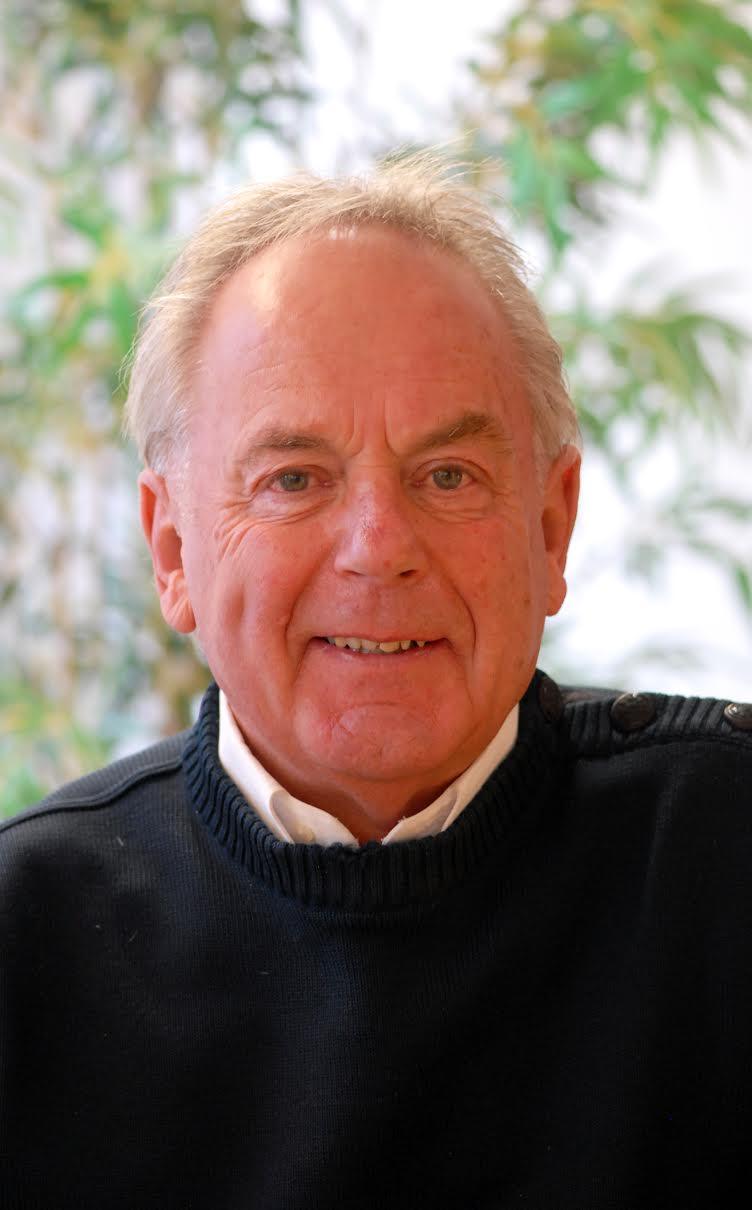 Robert Braithwaite CBE DL 1943 – 2019