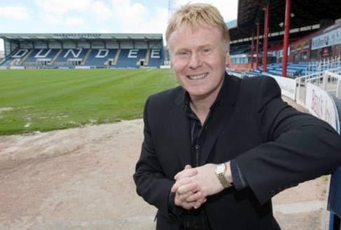 Footballer David MacKinnon