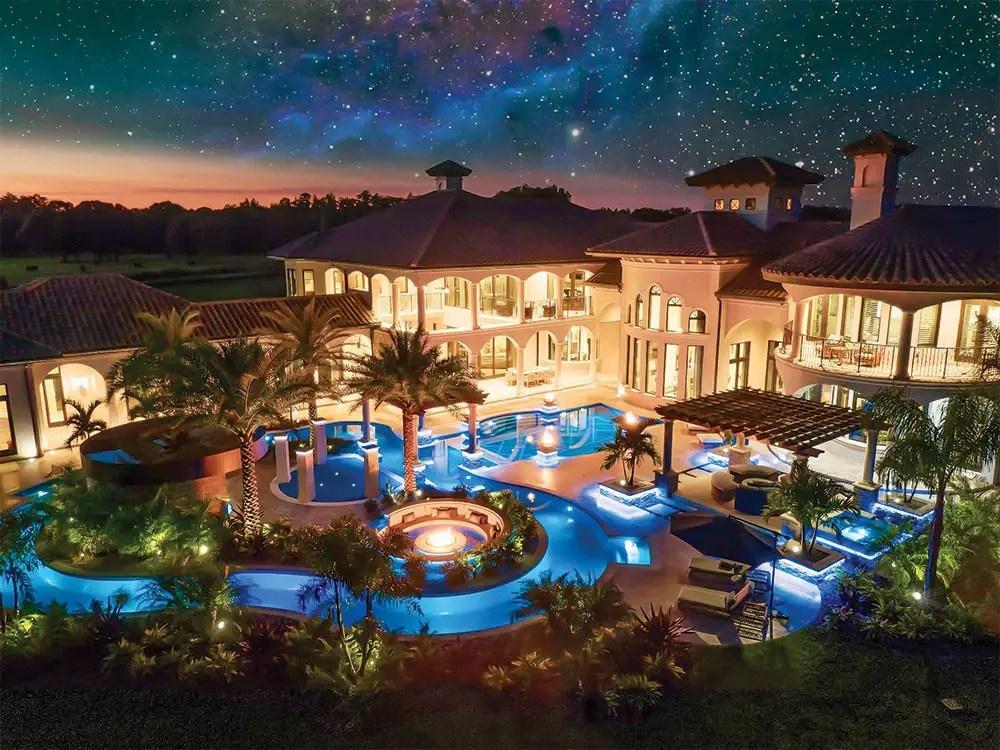 RYAN HUGHES DESIGN/BUILD - Luxury Pools + Outdoor Living on Luxury Backyard Design  id=95436