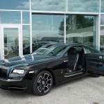 Rolls Royce Wraith Black Badge Adamas Collection One Of Fourty Pegasus Automotive Switzerland For Sale On Luxurypulse