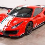 2019 Ferrari 488 Pista Piloti Tsg Autohaus United States For Sale On Luxurypulse