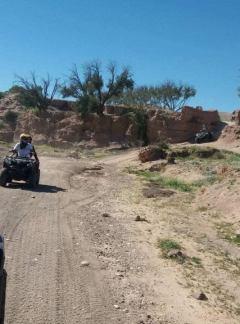Raid 5 jours 4 nuits en quad au Maroc