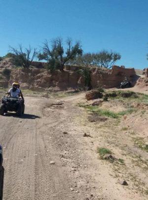Raid quad Maroc: grand sud 6 jours 5 nuits