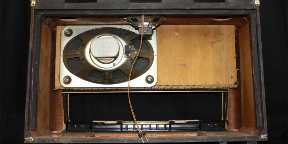 graetz sinfonia 4r-221 restoration steps